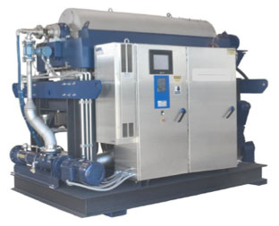 Decapac Skid Mounted High Solids Centrifuge System