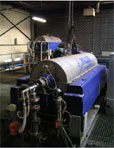 Waste Oil Processing centrifuge